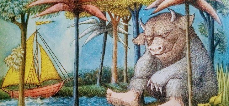 """""""Nel Paese dei mostri selvaggi"""": ovvero sull'amore, l'esplorazione di sè e la base sicura. O anche sulla metacognizione."""